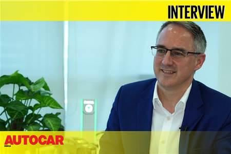 Zac Hollis - Director Sales, Service & Marketing, Skoda India interview video