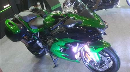 Kawasaki Ninja H2 SX first look video