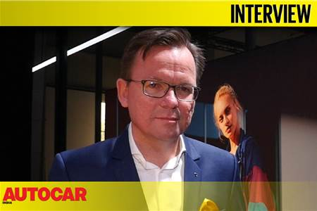 Steffen Knapp, Director, Volkswagen Passenger Cars India interview video