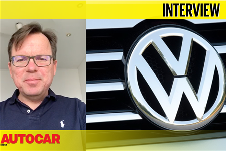 Steffen Knapp talks about how Volkswagen is adjusting to remote operations and more