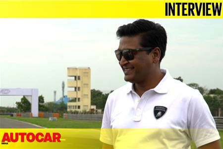 Sharad Agarwal - Lamborghini India Head Interview video