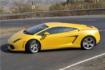 Lamborghini Gallardo LP550-2 video review
