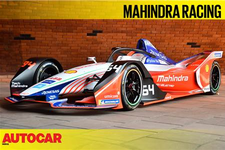 Mahindra Racing Passioneering fan event video