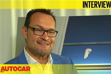 In conversation with Michael Perschke, CEO, Automobili Pininfarina video