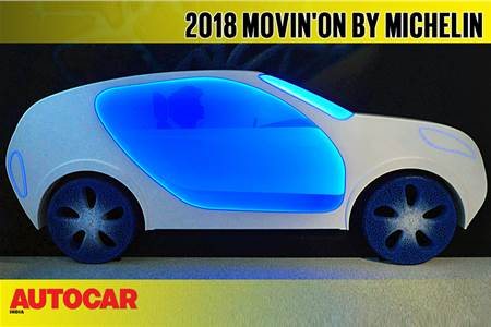 2018 Movin'On by Michelin video