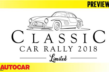 Mercedes-Benz Classic Car Rally 2018 preview video