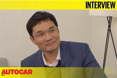 Minchul Koo, VP Design, Hyundai Motor Company interview video
