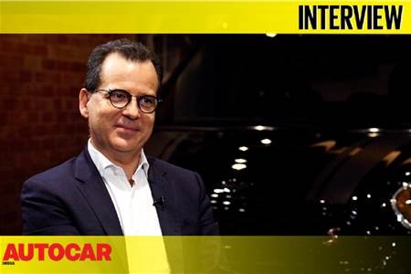 Francois Roca, Vice President, Mini Asia-Pacific, Eastern Europe, Middle East and Africa interview video