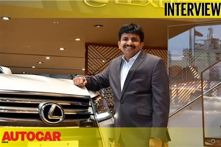 In conversation with N Raja, chairman, Lexus India video