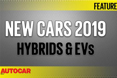 New Cars for 2019 - Upcoming Hybrids and Electric Vehicles video