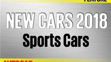 New sportscars for 2018 video