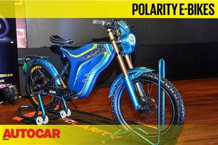 Polarity e-bikes first look video