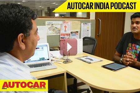 Autocar India Video Podcast #4 | Terrano, New Santa Fe, Improved XUV500 and New Octavia