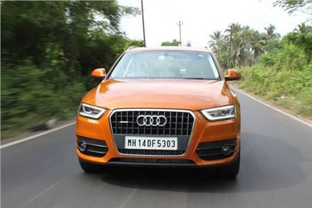 Audi Q3 video review