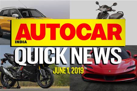 Quick News video: June 1, 2019