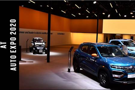 Sponsored feature: Renault at Auto Expo 2020 video