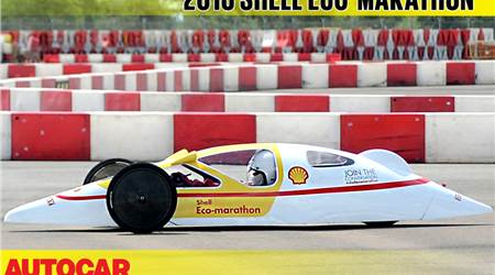 2018 Shell Eco-marathon video