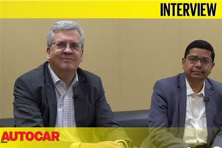 David Ward, CEO, Global NCAP and Rajendra Petkar, CTO, Tata Motors interview video