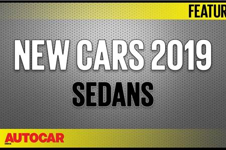 New Cars for 2019 - sedans video