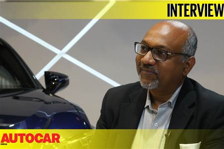 In conversation with P B Venugopal, President, Lexus India video