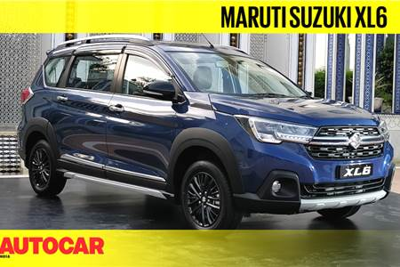 Maruti Suzuki XL6 first look video