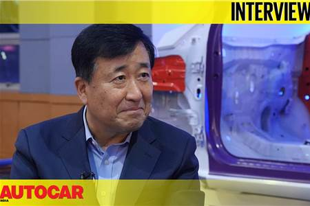 In conversation with Y K Koo, MD & CEO, Hyundai Motor India video