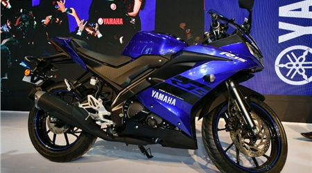 Yamaha YZF-R15 V3.0 first look video