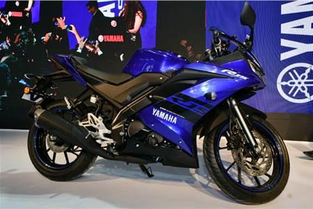 Yamaha YZF-R15 V3.0 first look video
