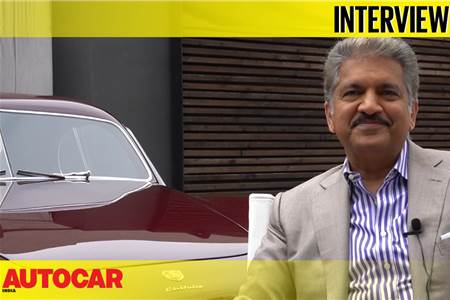 In conversation with Anand Mahindra, executive chairman, M&M video