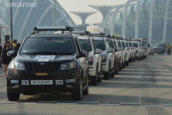 ASEAN-India Car Rally 2012
