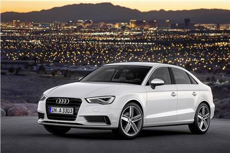 New Audi A3 saloon video review