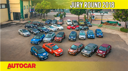 Autocar India Awards 2018 jury round: Cars
