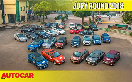 Autocar India Awards 2018 jury round: Cars