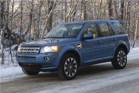 2013 Land Rover Freelander video review