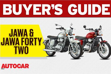 Jawa and Jawa Forty Two buyer's guide video