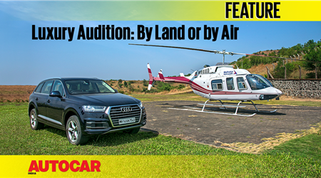 Luxury: By land or by air video