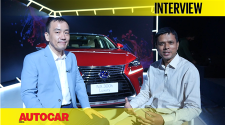 In conversation with Akitoshi Takemura, President, Lexus India video