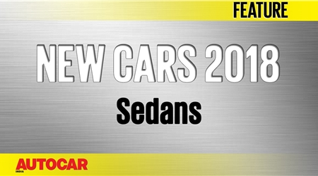 New sedans for 2018 video