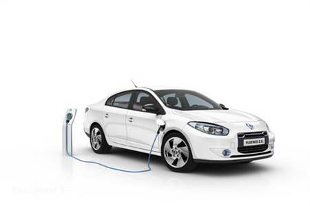 Renault Fluence ZE (Electric)