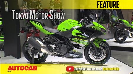 2017 Tokyo motor show bike video round-up