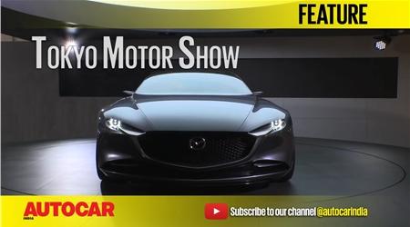 2017 Tokyo motor show car video round-up