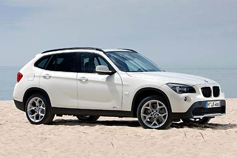 BMW X1 compact SUV launched
