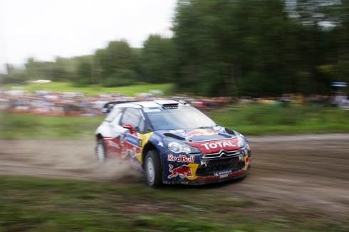 Loeb secures brilliant Finland victory