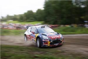 Loeb secures brilliant Finland victory
