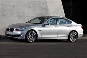 New BMW 5-Series out on April 30