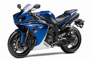 Yamaha launches the 2010 YZF-R1