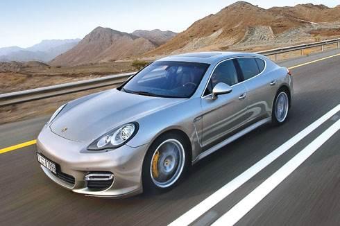 Porsche planning Panamera Diesel
