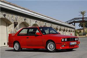 A tribute to the iconic BMW M3