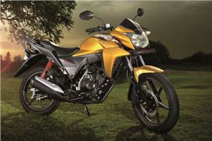 Honda CB Twister launched at the Expo