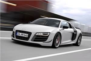 Audi R8 GT supercar revealed